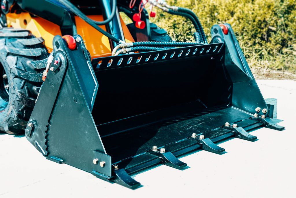 OzDiggers Mini Skid Steer Loader